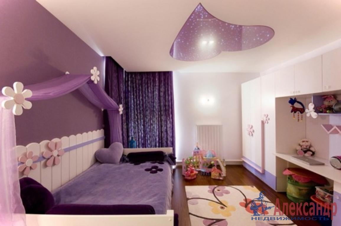 3-комнатная квартира (165м2) в аренду по адресу Мичуринская ул., 6— фото 3 из 4