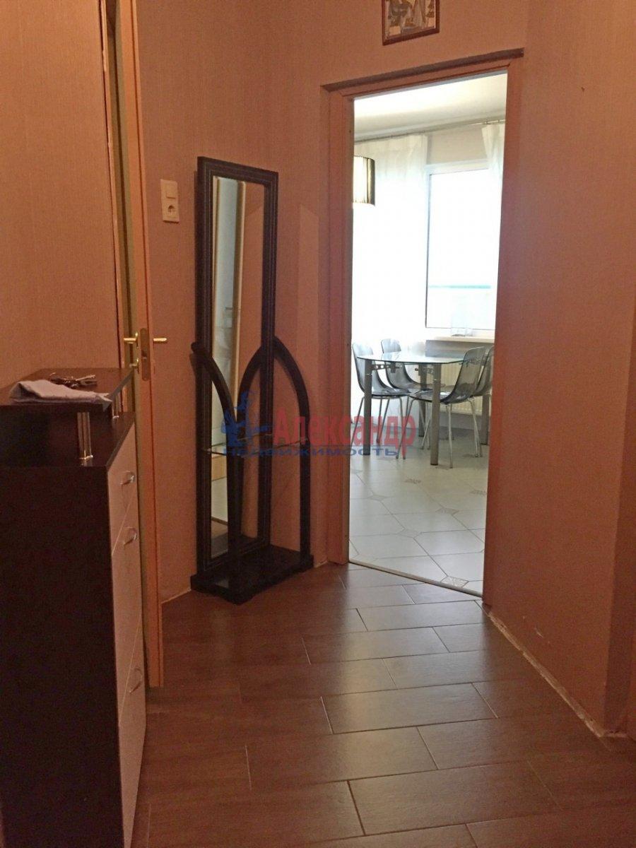 1-комнатная квартира (42м2) в аренду по адресу 5 Предпортовый пр-д, 8— фото 7 из 10