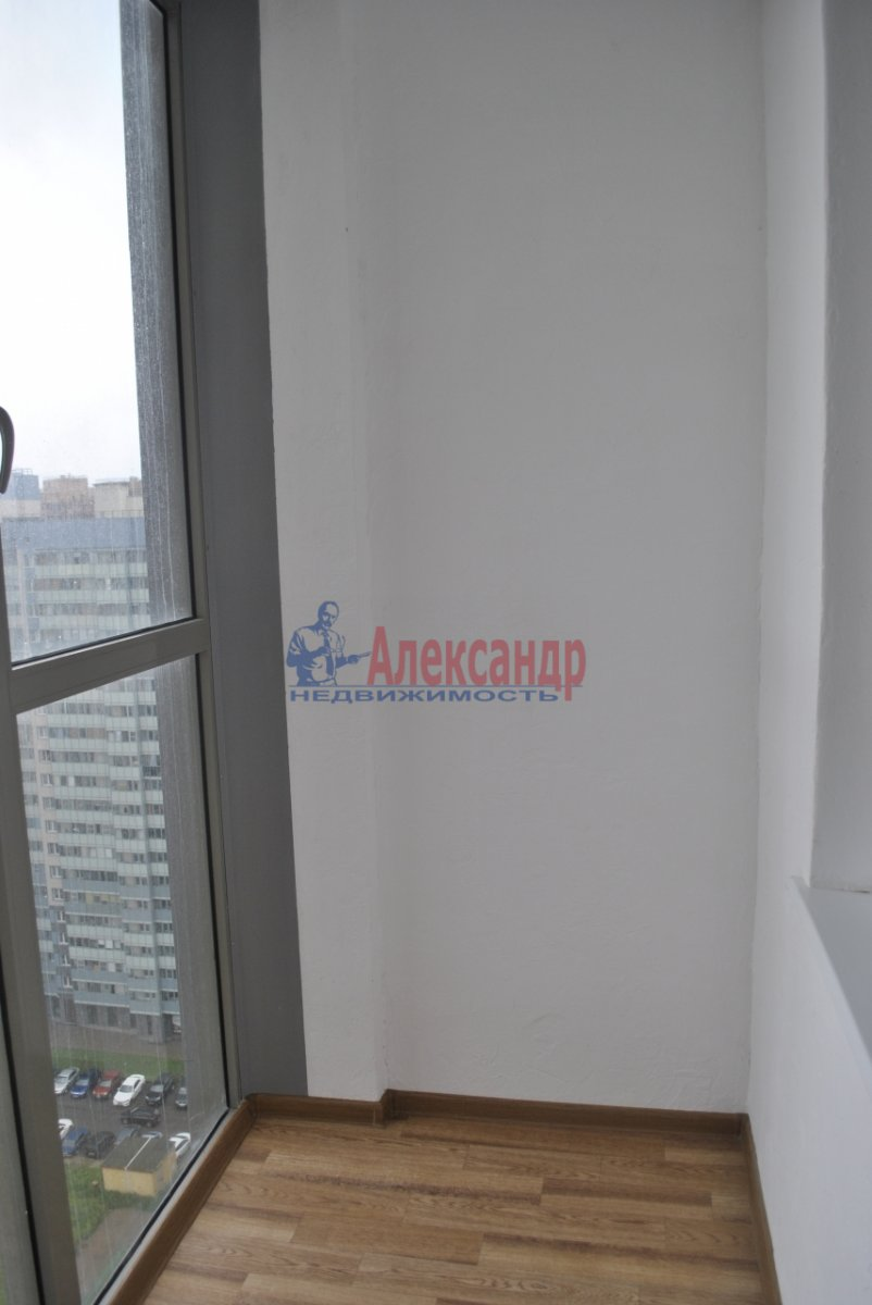 1-комнатная квартира (44м2) в аренду по адресу Лыжный пер., 4— фото 9 из 19