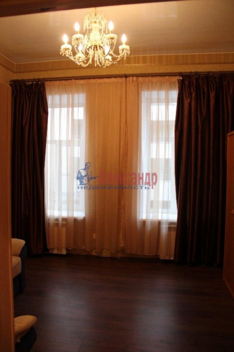 1-комнатная квартира (40м2) в аренду по адресу Ждановская наб., 7— фото 4 из 4