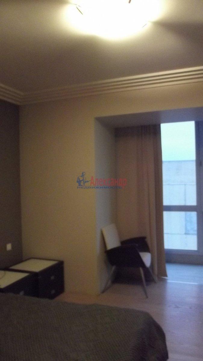 1-комнатная квартира (33м2) в аренду по адресу Кудрово дер., Венская ул., 4— фото 4 из 4