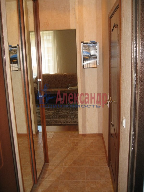 1-комнатная квартира (37м2) в аренду по адресу Пулковская ул., 8— фото 7 из 7