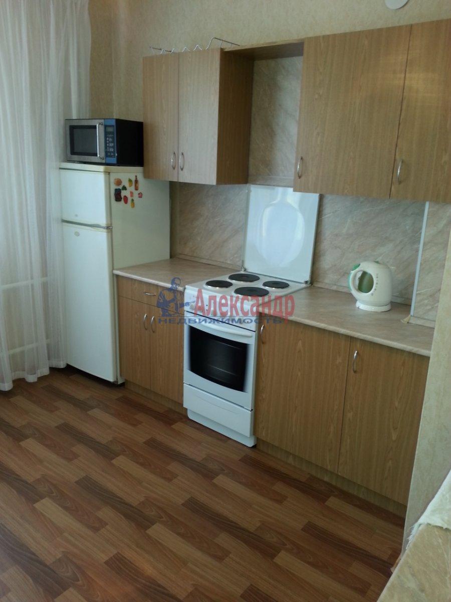 1-комнатная квартира (36м2) в аренду по адресу Парголово пос., Валерия Гаврилина ул., 3— фото 1 из 12