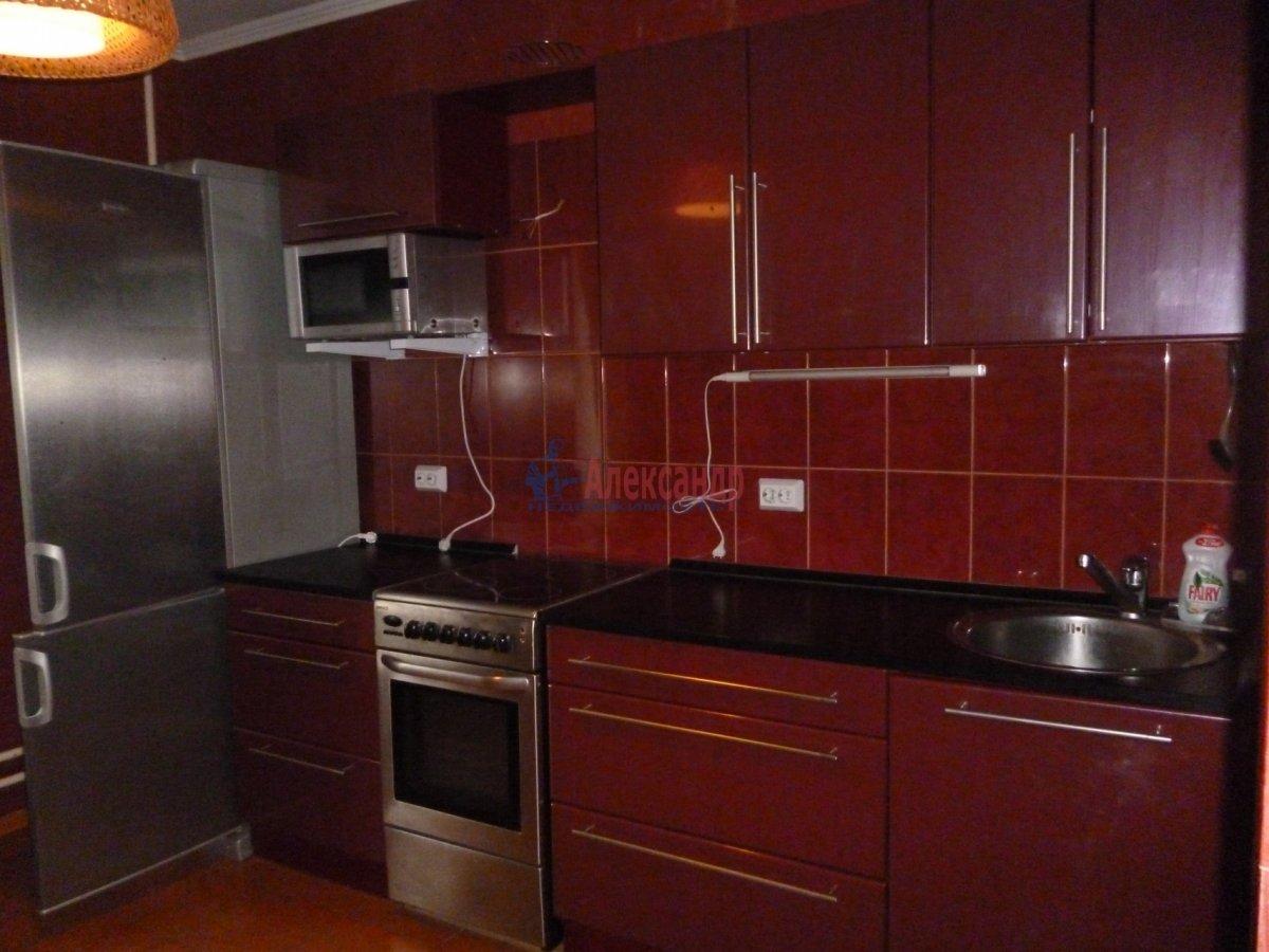 1-комнатная квартира (43м2) в аренду по адресу Рыбацкий пр., 35— фото 1 из 12