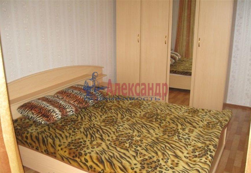 1-комнатная квартира (38м2) в аренду по адресу Дунайский пр., 51— фото 4 из 6