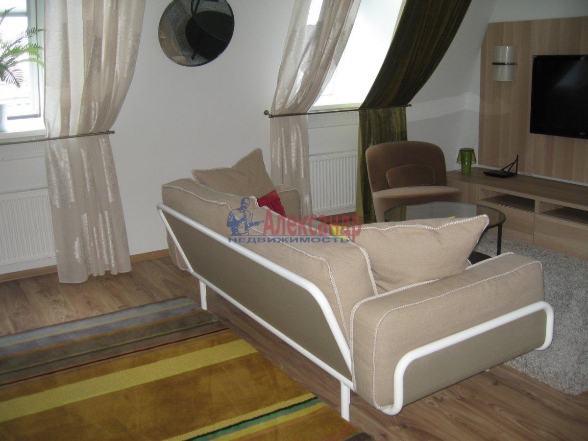 4-комнатная квартира (134м2) в аренду по адресу Детская ул., 18— фото 10 из 14