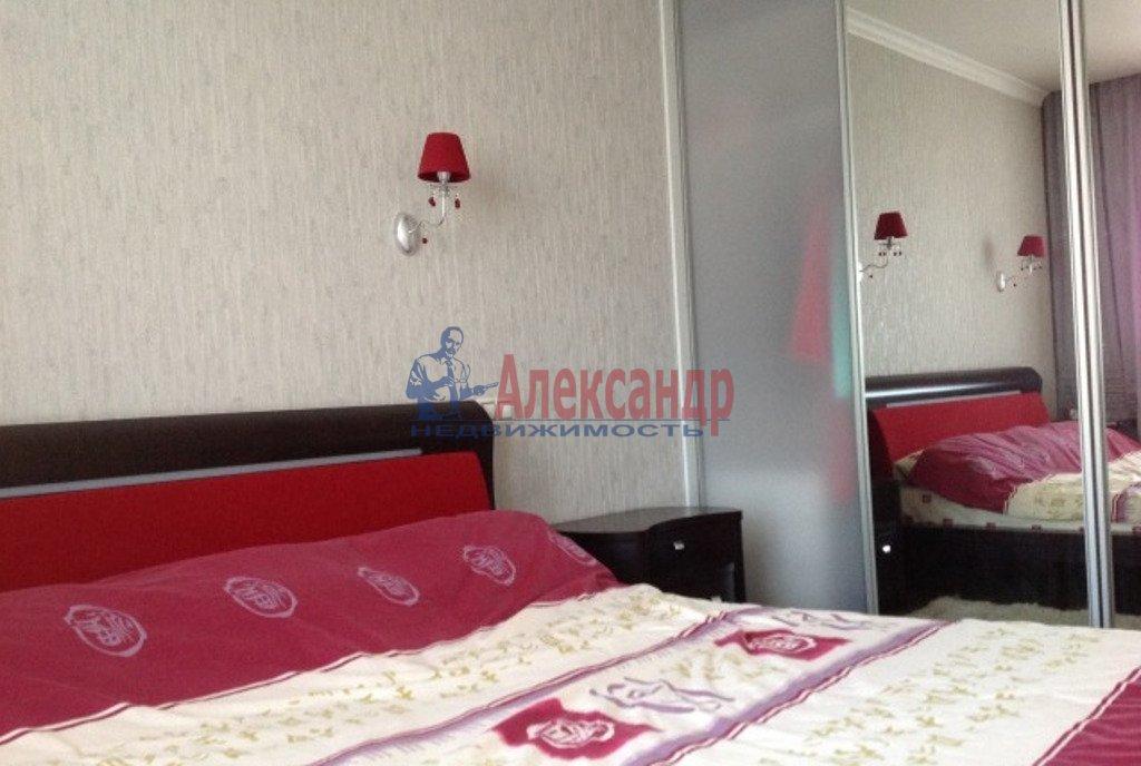 3-комнатная квартира (94м2) в аренду по адресу Наставников пр., 34— фото 2 из 4