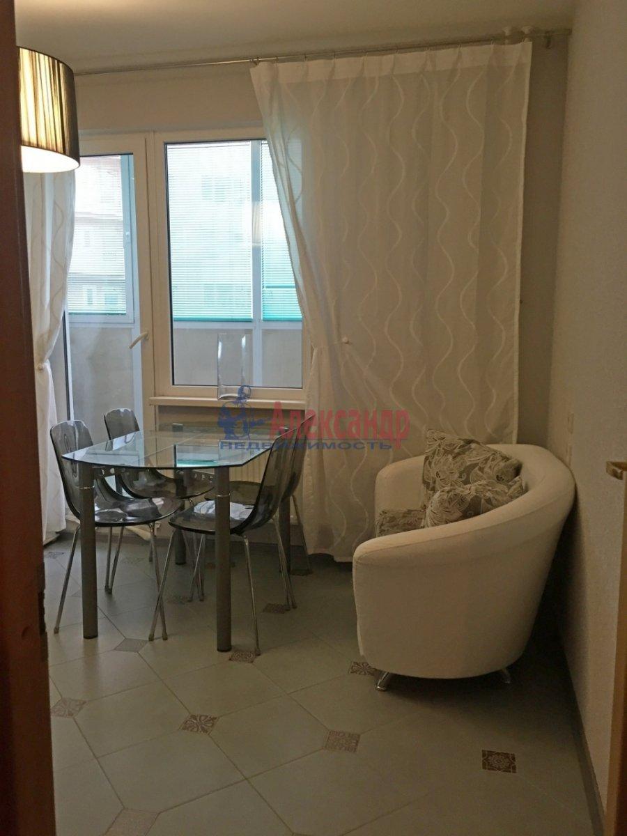 1-комнатная квартира (42м2) в аренду по адресу 5 Предпортовый пр-д, 8— фото 9 из 10