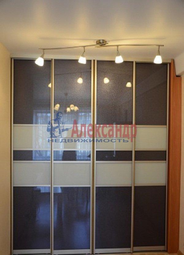 1-комнатная квартира (45м2) в аренду по адресу Светлановский просп., 99— фото 4 из 8