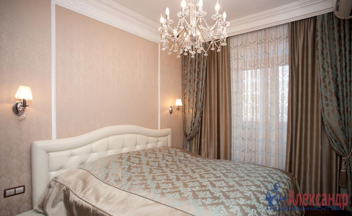 2-комнатная квартира (80м2) в аренду по адресу Поварской пер., 14— фото 2 из 4
