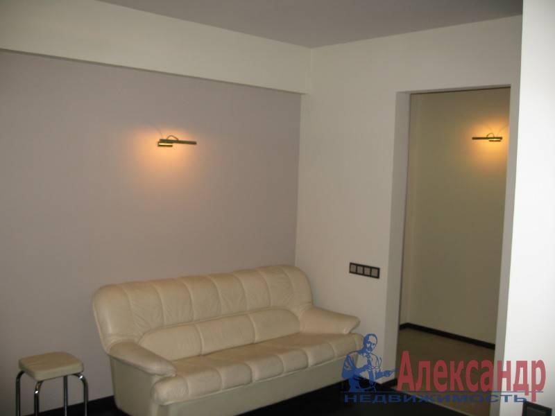 3-комнатная квартира (90м2) в аренду по адресу Бассейная ул., 73— фото 4 из 13