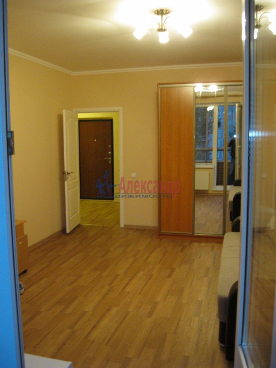 1-комнатная квартира (35м2) в аренду по адресу Дунайский пр., 7— фото 5 из 7