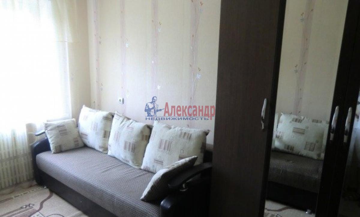 Комната в 2-комнатной квартире (48м2) в аренду по адресу Московский просп., 186— фото 1 из 4