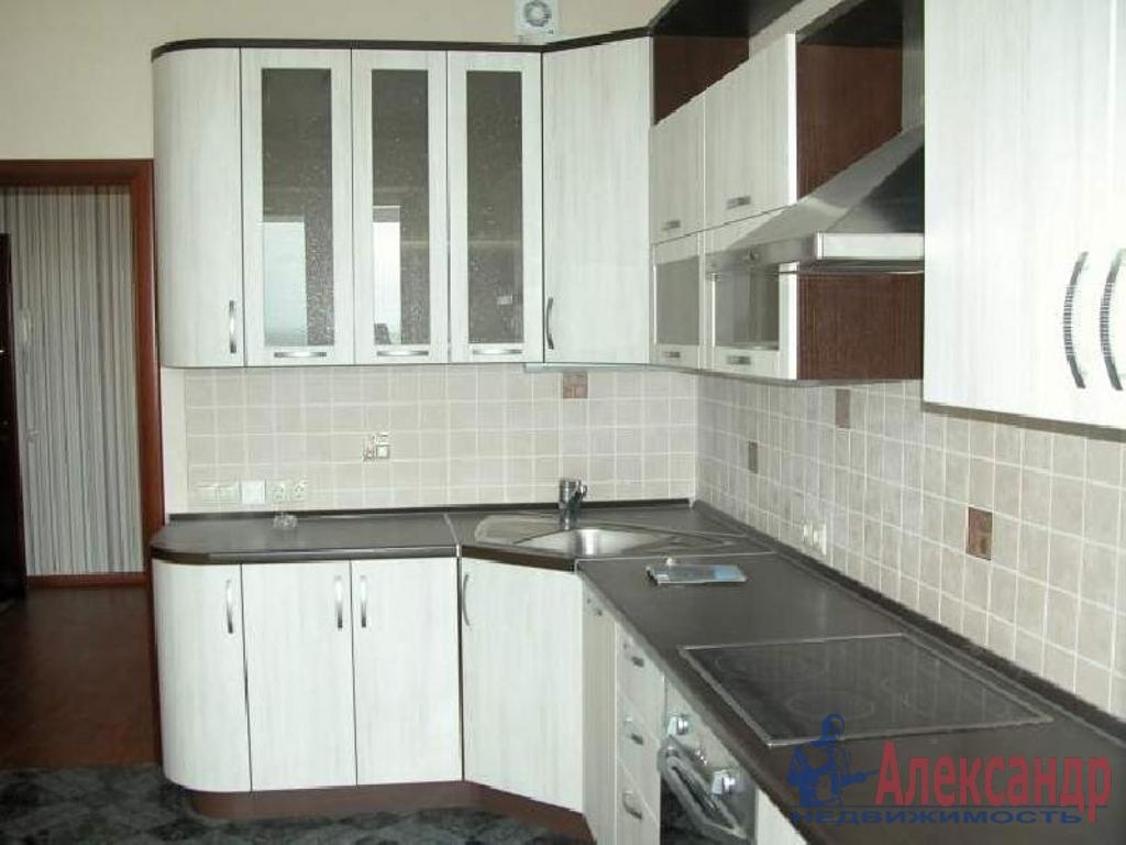 1-комнатная квартира (40м2) в аренду по адресу Николая Рубцова ул., 12— фото 2 из 2