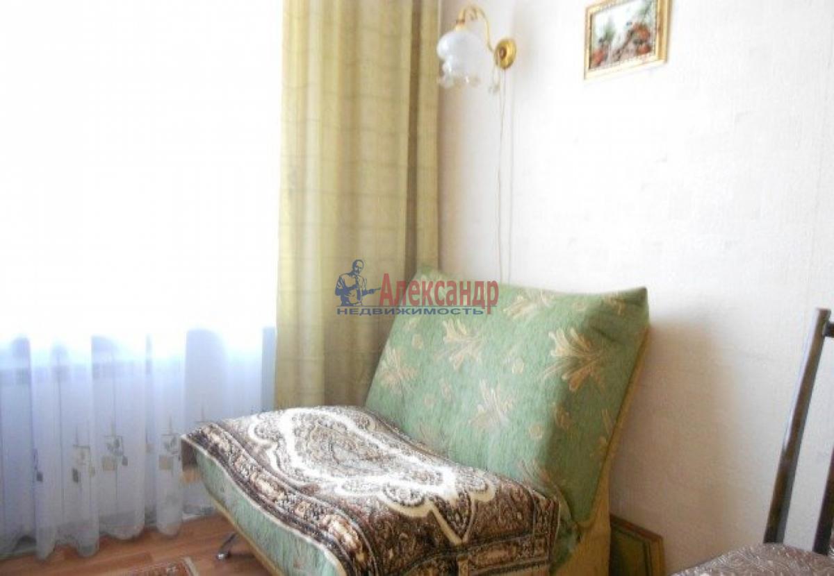 Комната в 3-комнатной квартире (72м2) в аренду по адресу Курская ул., 23— фото 3 из 4