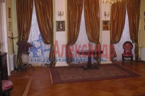 5-комнатная квартира (180м2) в аренду по адресу Манежный пер., 8— фото 7 из 7