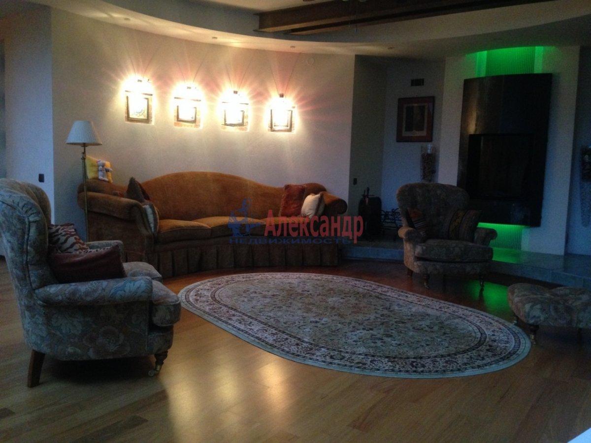 4-комнатная квартира (150м2) в аренду по адресу Парадная ул.— фото 2 из 4