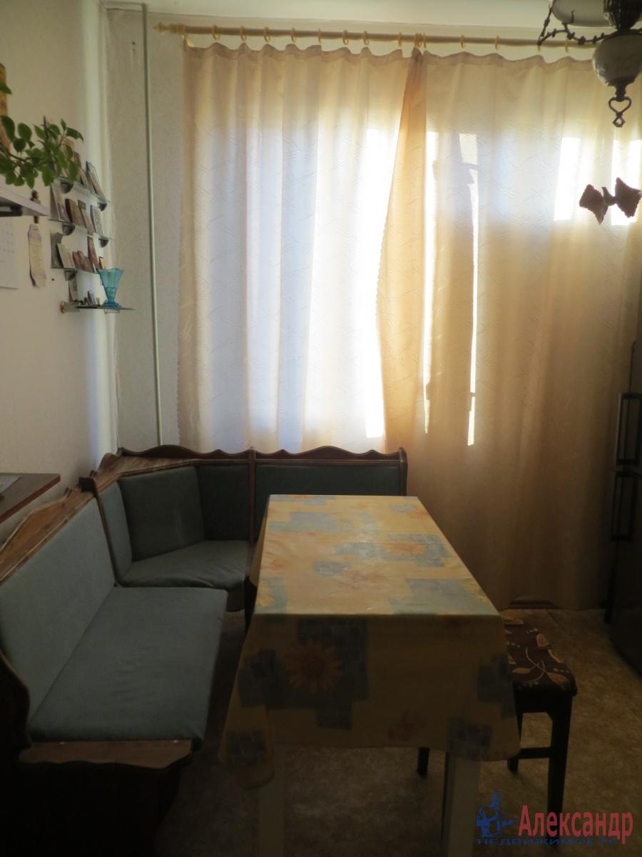 1-комнатная квартира (35м2) в аренду по адресу Ольги Берггольц ул., 17— фото 1 из 5