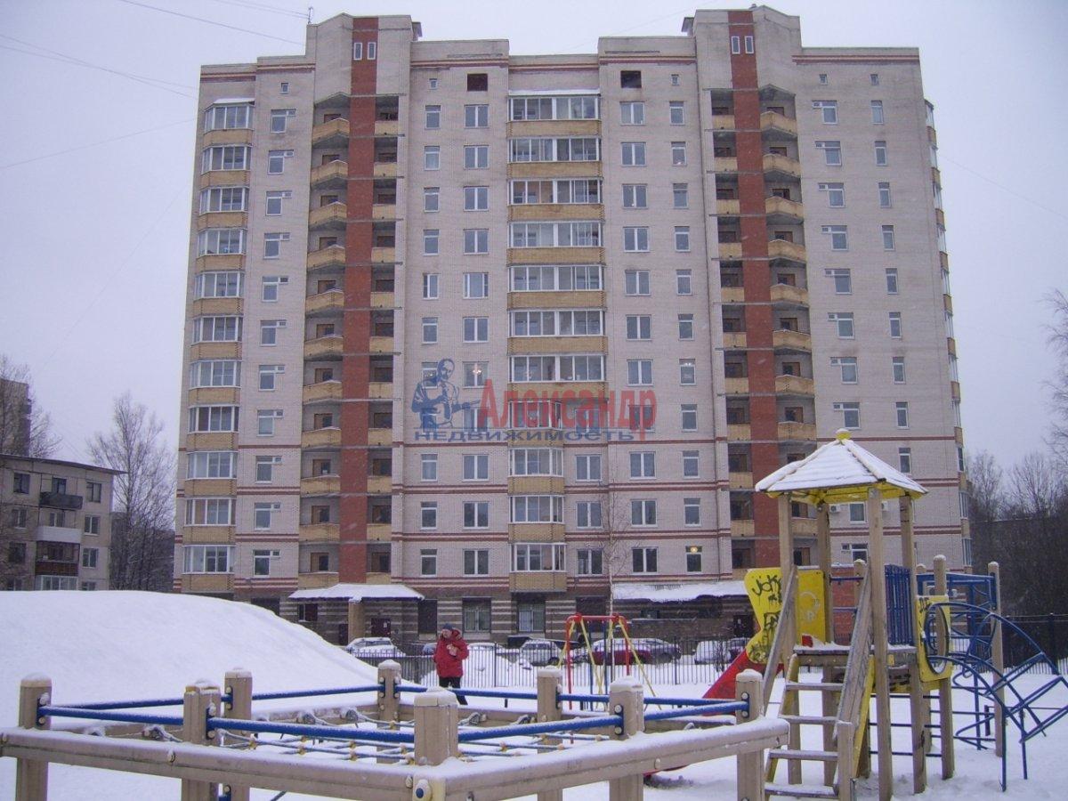 1-комнатная квартира (30м2) в аренду по адресу Гражданский пр., 106— фото 7 из 7