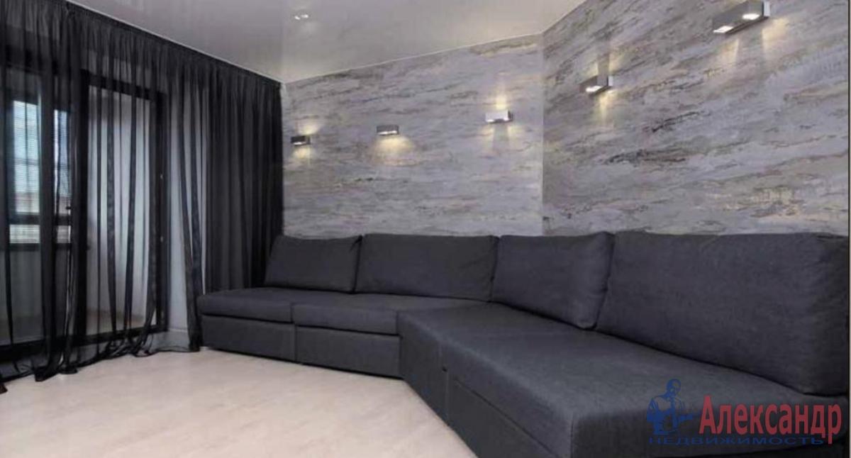 1-комнатная квартира (62м2) в аренду по адресу Волховский пер., 4— фото 1 из 2