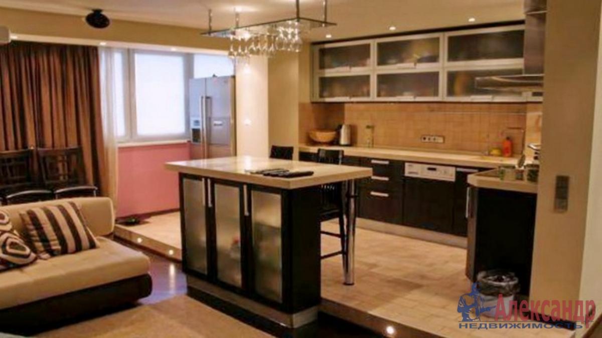 1-комнатная квартира (48м2) в аренду по адресу Фермское шос., 32— фото 1 из 2