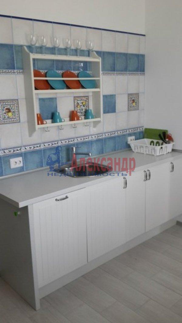 1-комнатная квартира (37м2) в аренду по адресу Новаторов бул., 49— фото 1 из 2