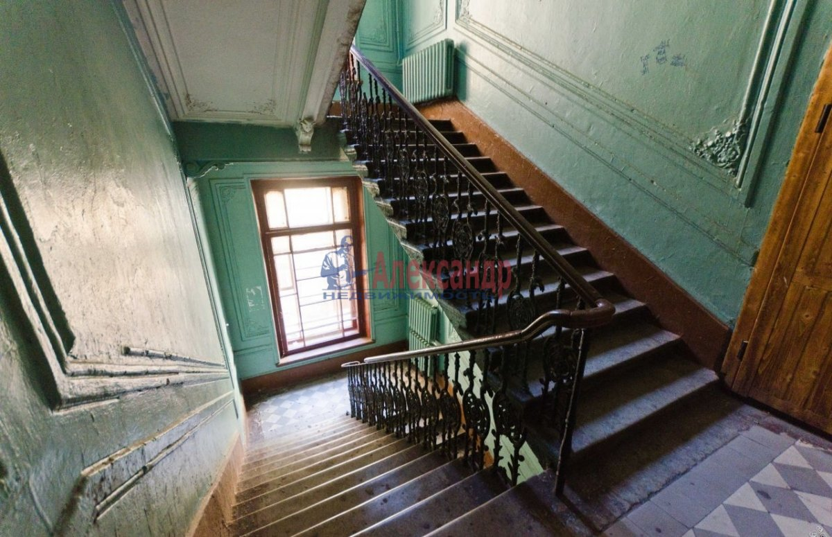 Комната в 3-комнатной квартире (79м2) в аренду по адресу Восстания ул., 25— фото 3 из 3