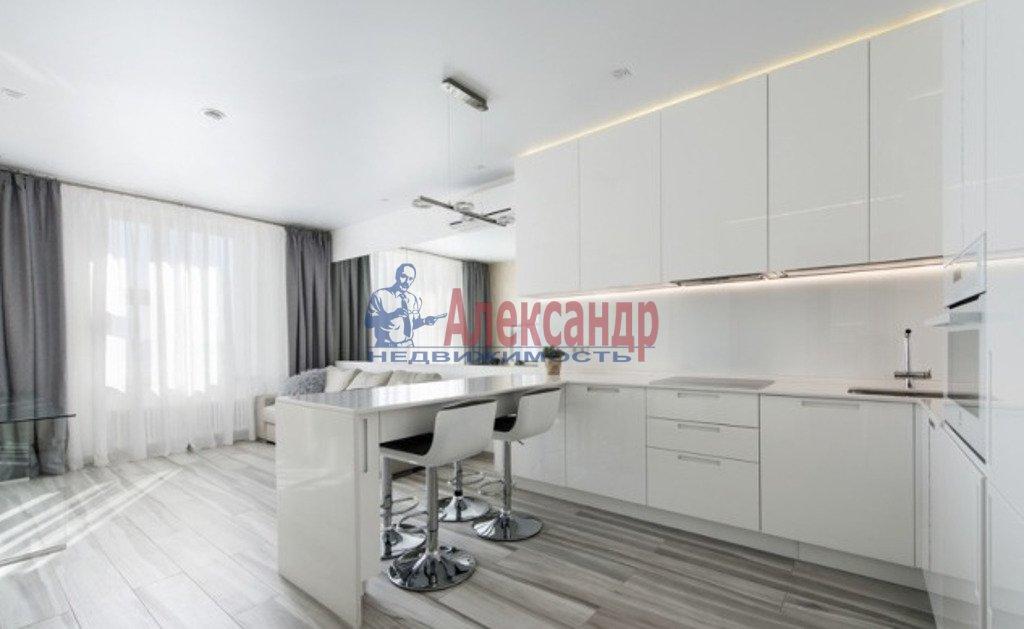 2-комнатная квартира (78м2) в аренду по адресу Новочеркасский пр., 33— фото 2 из 4