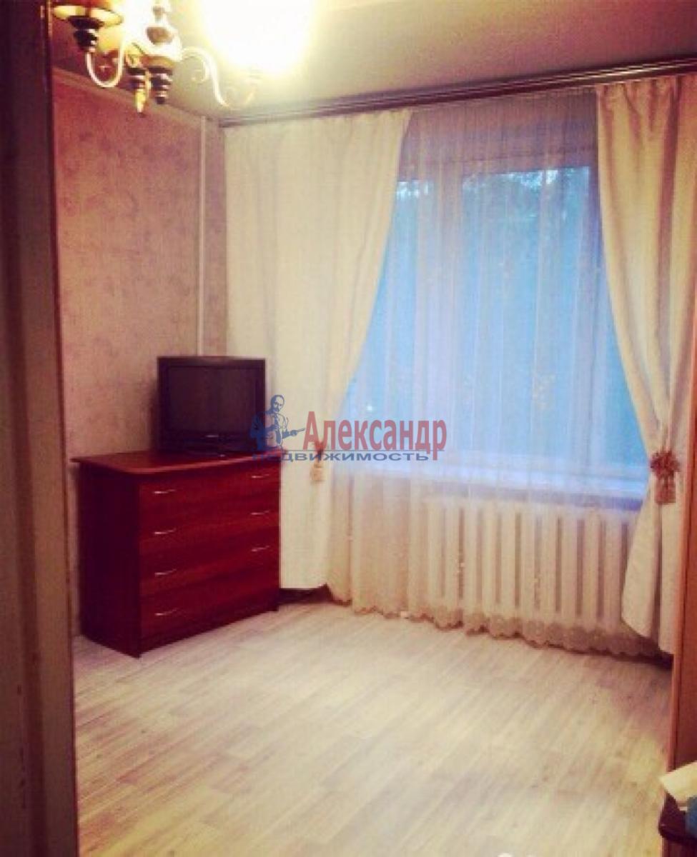 1-комнатная квартира (35м2) в аренду по адресу Металлистов пр., 76— фото 1 из 5