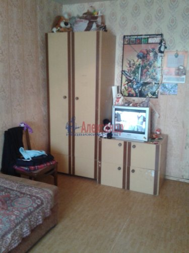2-комнатная квартира (55м2) на продажу по адресу Петергоф г., Шахматова ул., 16— фото 10 из 10
