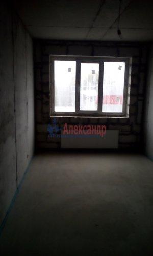 2-комнатная квартира (63м2) на продажу по адресу Лесколово пос., Красноборская ул., 4В— фото 6 из 15