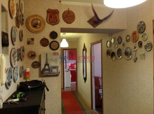 3-комнатная квартира (76м2) на продажу по адресу Гражданский пр., 118— фото 6 из 16