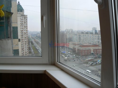 2-комнатная квартира (51м2) на продажу по адресу Наставников пр., 21— фото 5 из 16