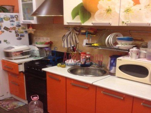 1-комнатная квартира (44м2) на продажу по адресу Всеволожск г., Ленинградская ул., 30— фото 2 из 6