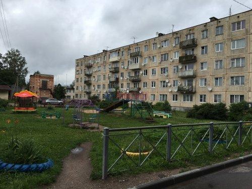 2-комнатная квартира (45м2) на продажу по адресу Громово пос., Центральная ул.— фото 1 из 6