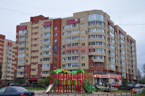 1-комнатная квартира (33м2) на продажу по адресу Шлиссельбург г., Луговая ул., 4— фото 1 из 19