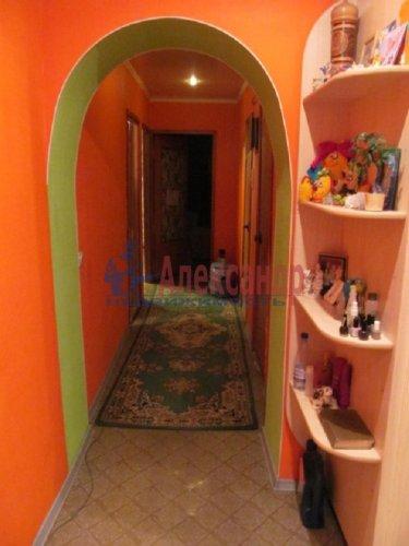 3-комнатная квартира (61м2) на продажу по адресу Павлово пгт., 3— фото 6 из 13