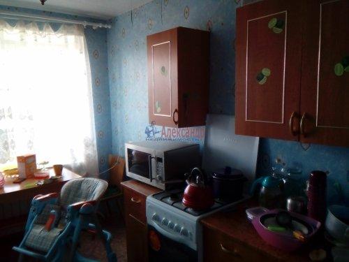 2-комнатная квартира (53м2) на продажу по адресу Старая Ладога село, 16— фото 3 из 7