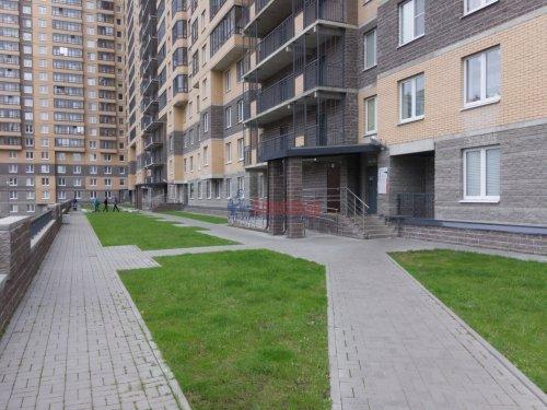 1-комнатная квартира (37м2) на продажу по адресу Парголово пос., Федора Абрамова ул., 18— фото 2 из 15