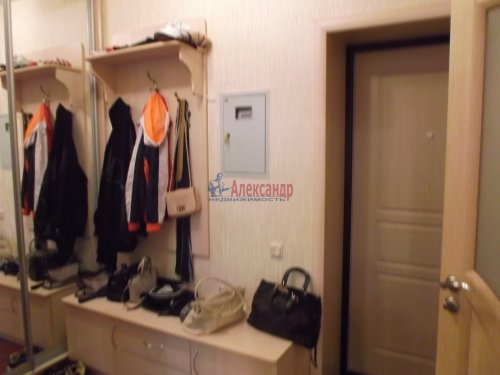 1-комнатная квартира (48м2) на продажу по адресу Всеволожск г., Межевая ул., 27— фото 12 из 13