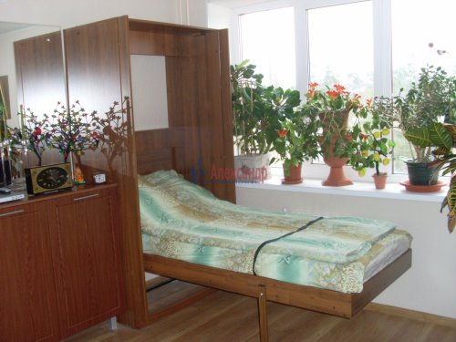 1-комнатная квартира (55м2) на продажу по адресу Сосново пос., Никитина ул.— фото 22 из 25