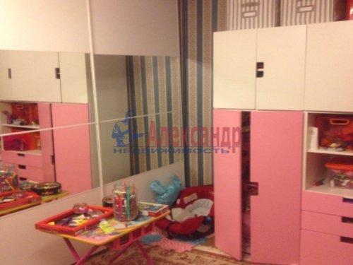 1-комнатная квартира (44м2) на продажу по адресу Всеволожск г., Ленинградская ул., 30— фото 1 из 6