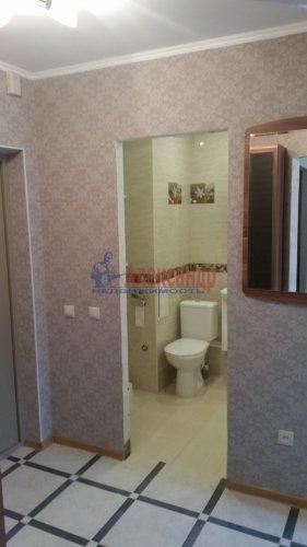 1-комнатная квартира (37м2) на продажу по адресу Мурино пос., Новая ул., 7— фото 13 из 15