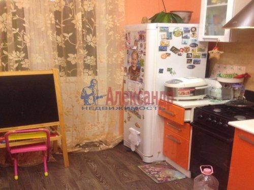 1-комнатная квартира (44м2) на продажу по адресу Всеволожск г., Ленинградская ул., 30— фото 3 из 6