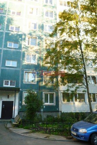 2-комнатная квартира (46м2) на продажу по адресу Северный пр., 16— фото 1 из 16