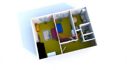 2-комнатная квартира (45м2) на продажу по адресу Сиверский пгт., 37— фото 7 из 7