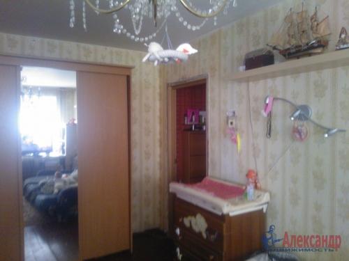 4-комнатная квартира (62м2) на продажу по адресу Приозерск г., Горького ул., 32— фото 3 из 10