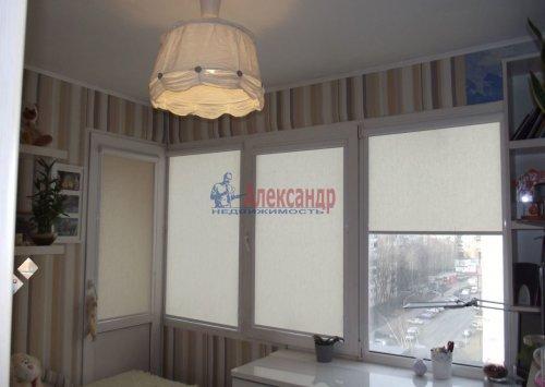 1-комнатная квартира (34м2) на продажу по адресу Черкасова ул., 5— фото 2 из 3