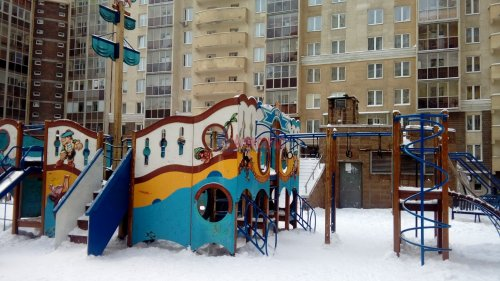 2-комнатная квартира (60м2) на продажу по адресу Ланское шос., 14— фото 4 из 13