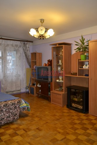 1-комнатная квартира (45м2) на продажу по адресу Долгоозерная ул., 4— фото 6 из 14